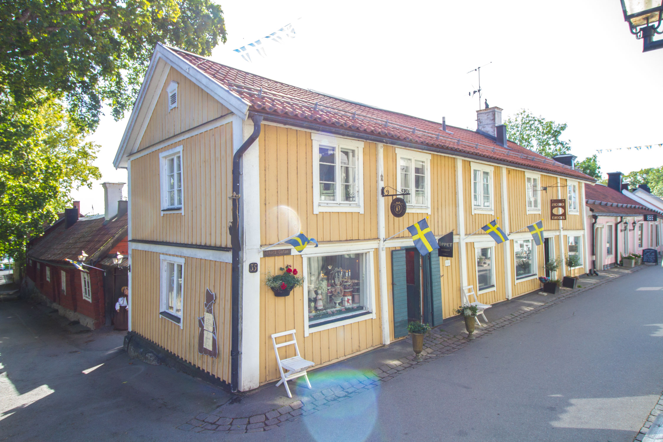Augusta Janssons Sigtuna hus